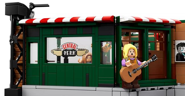 LEGO Ideas Friends Central Perk