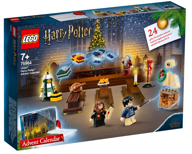 LEGO Harry Potter Advent Calendar 2019