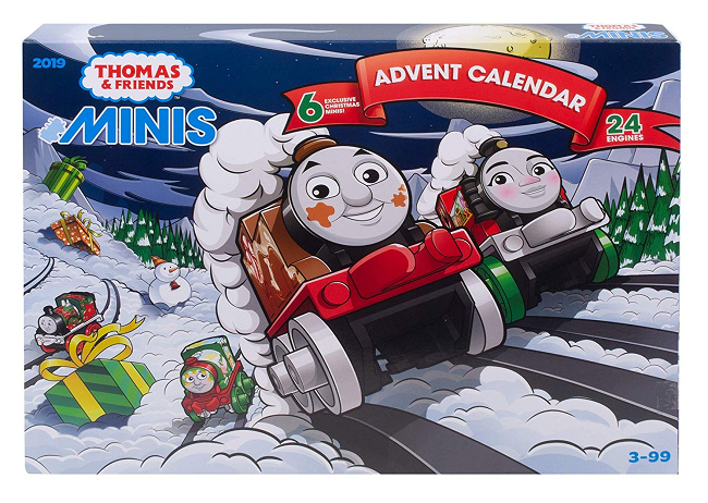 Thomas & Friends MINIS Advent Calendar 2019