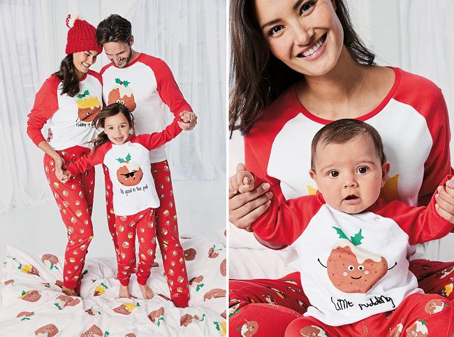 Next Christmas Pyjamas 2019.The Top 20 Christmas Pyjamas 2019