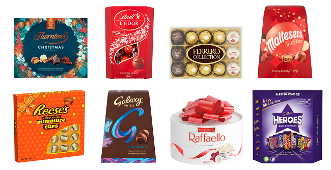 Christmas Chocolate 2019 Best Deals On Christmas Chocolates