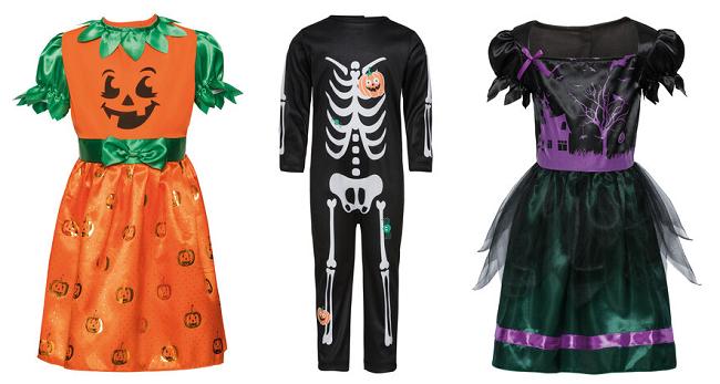 Best Halloween Fancy Dress Costumes For Kids In The Uk 2019