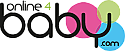 Online4Baby logo