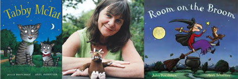 Julia Donaldson Books @ Amazon