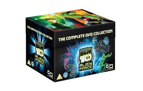 Ben 10 Alien Force  - 9 DVD Box Set £16.07 @ The Hut