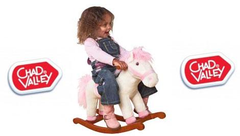 Chad Valley Rocking Horse £14.99 @ Argos