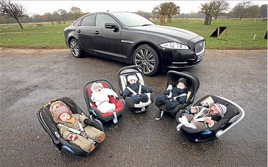 Is Your Child's Car Seat Safely Installed? Two In Three Aren't