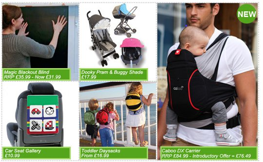 Baby Equipment 10% Off @ NCT Shop : PlayPennies Exclusive