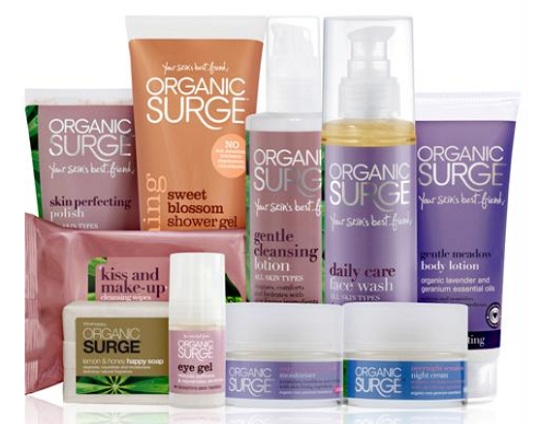 Organic Surge Mega Bundle For £24 @ Organicsurge.com