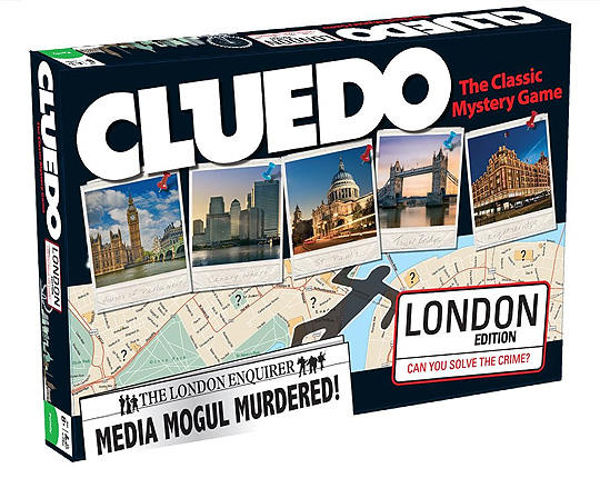 Cleudo London Edition £9.44 @ Amazon