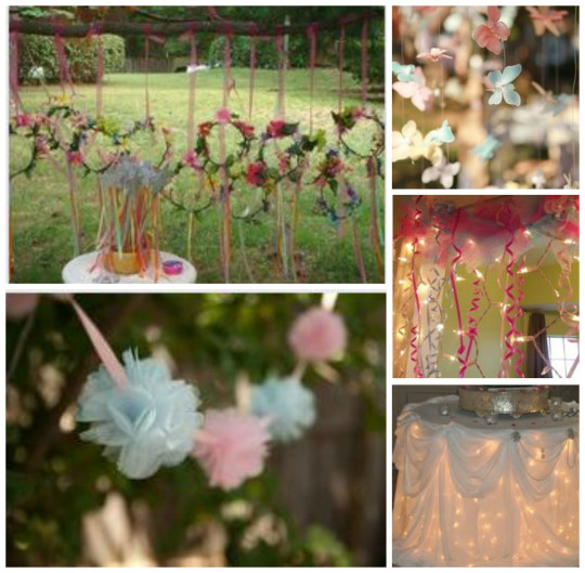 Tinkerbell Fairy Party Decorations