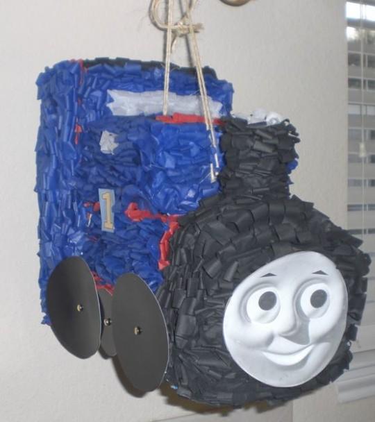 Thomas The Tank Engine Party Game Ideas