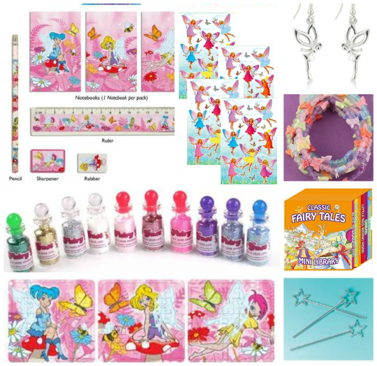 Fairy Party Bag Fillers