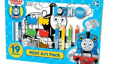Thomas The Tank Engine Party Bag Ideas