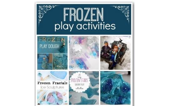 Fun Disney Frozen Activities