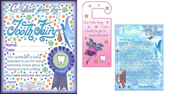 FREEBIE: Get A Little Help From The Tooth Fairy