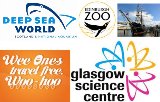 Kids Go Free To Attractions Across Scotland With Kids Go Free @ Scotrail