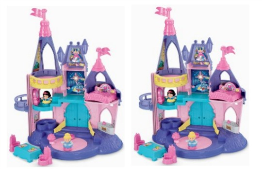 Fisher Price Little People Disney Princess Palace £33.59 Delivered @ Amazon