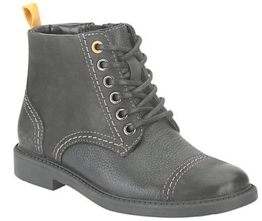 Clarks Boys' Zayne Smooth Boots £20 @ John Lewis