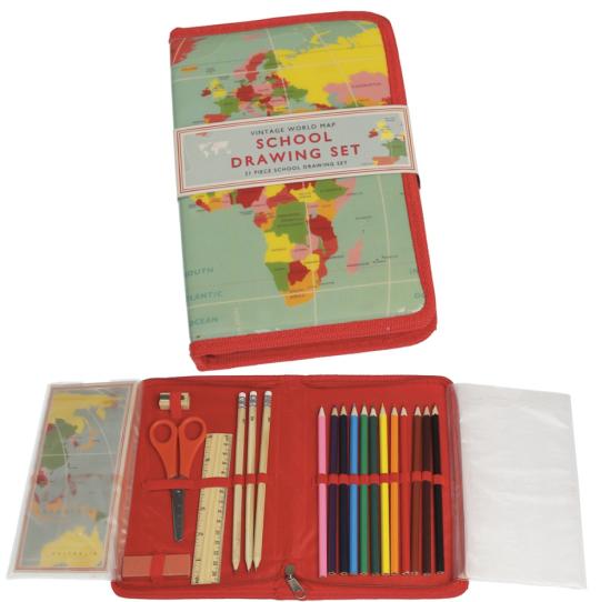 School Drawing Sets £9.95 @ Dotcomgiftshop (£12.90 Delivered)