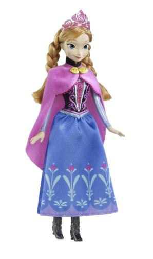 Disney Frozen Anna Sparkle Doll £15 @ Amazon