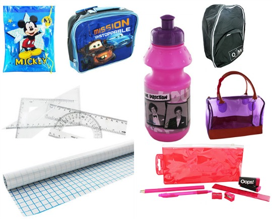 Back To School From 59p Delivered (With Code) Plus 20% Off With £10+ Spend @ The Works