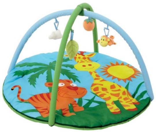 Tippitoes Basic Baby Activity Gym £6.24 @ Boots