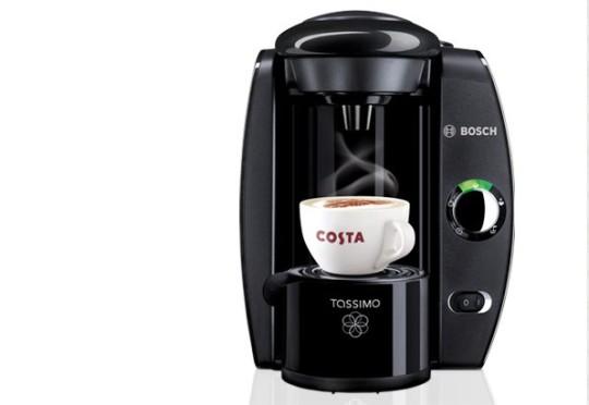 Tassimo Coffee Maker £35 Delivered @ Costa Tassimo
