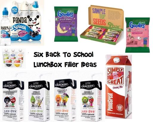 Six Back To School Lunchbox Filler Ideas