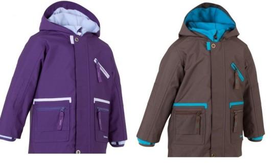 QUECHUA 3-in-1 Jacket £3.99 C&C @ Decathlon