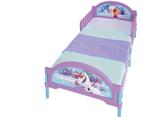Disney Frozen Cosytime Toddler Bed £80.99 @ Price Right Home
