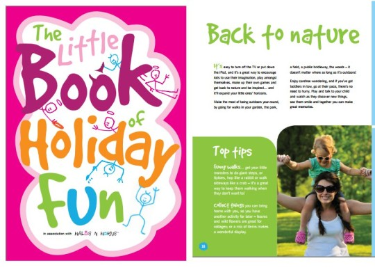 Freebie! The Little Book Of Holiday Fun