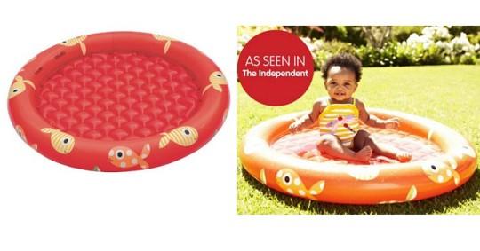 1 Ring Pool £2 @ ELC