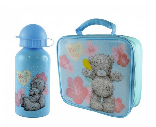Me To You Floral Lunch Bag And Bottle £3.09 Delivered @ Internet Gift Store (Expired)