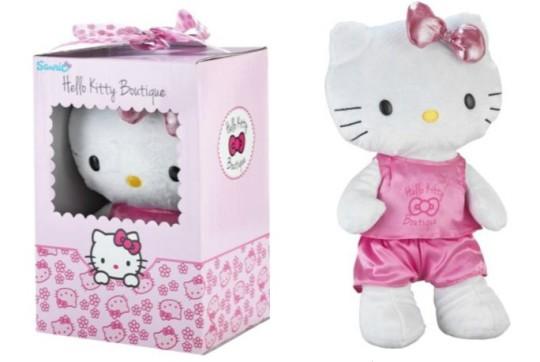 Chad Valley Hello Kitty Fashion Boutique Bear Soft Toy £4.99 @ Argos
