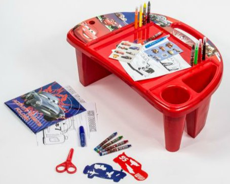 Disney Cars 2 Sit and Play Activity Tray £7.99 Delivered @ Argos