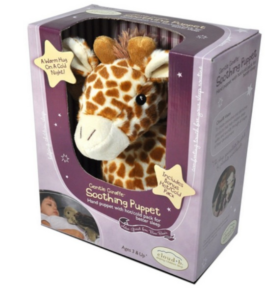 Cloud B Gentle Giraffe Soothing Puppet £4.35 Delivered @ Amazon/Net_Price_Direct