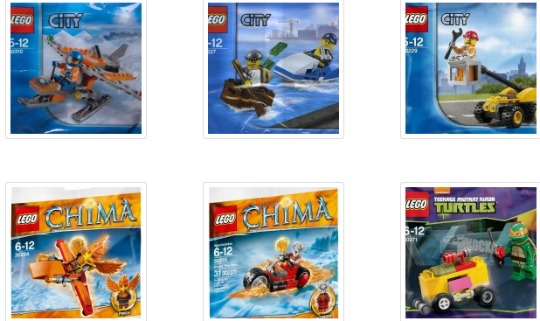 Free Lego With The Daily Mail Starts On September 20th