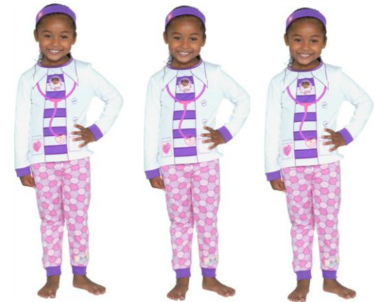 Disney's Doc McStuffins Pyjamas £5.99 @ Argos