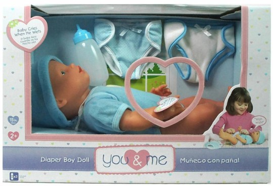 Parents Outraged At Toys R Us Over Baby Doll With Realistic Penis