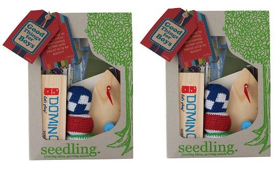 Seedling Good Things For Boys £9.99 @ John Lewis