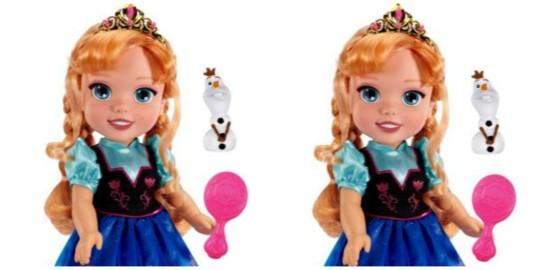 My First Toddler Anna Doll £24.99 (Was £29.99) @ Argos