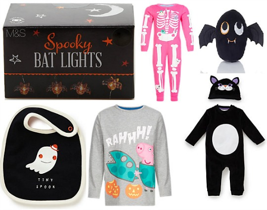 Halloween Items From 80p (With Code) @ M&S