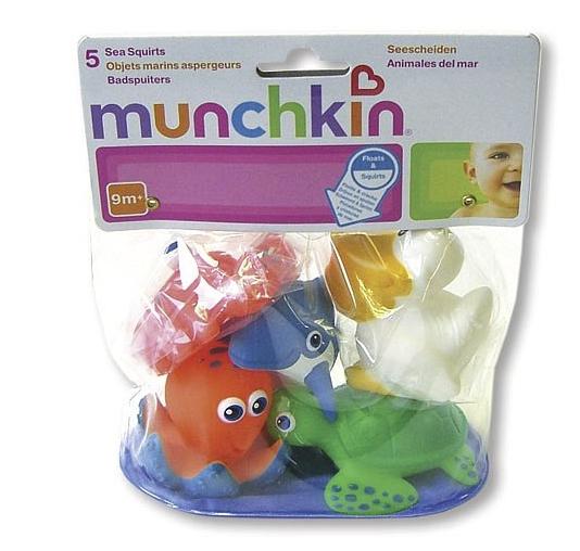 Munchkin Sea Squirts £3.25 (Was £5.99) @ Amazon