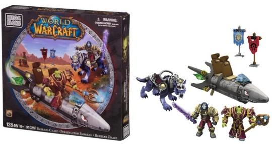 Mega Bloks World of Warcraft Barrens Chase £7.49 @ Amazon / £7.19 @ The Works