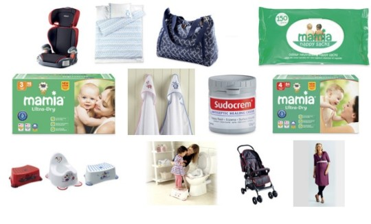 Aldi Special Buys Mother & Baby Starts Tomorrow!
