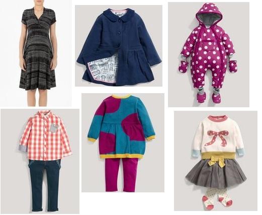 Boys, Girls Clothes Up To 70% Off @ Mamas & Papas