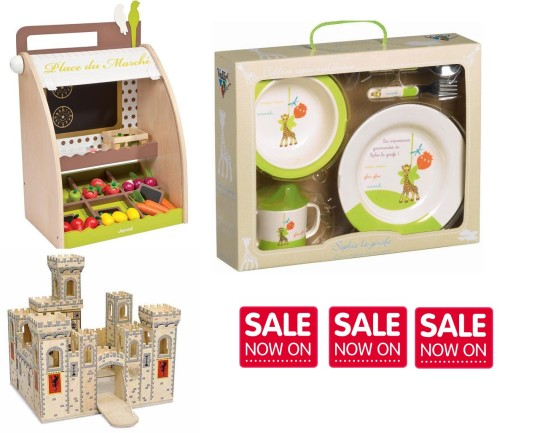 Extra 20% Off Toys, Feeding, Out & About SALES Items @ VUP Baby