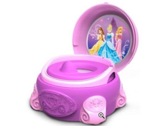 Tomy Disney Princess Potty with Flush Sound £14.99 @ Boots