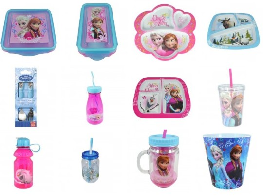 New Frozen Stock From £1.29 Delivered @ Internet Gift Store